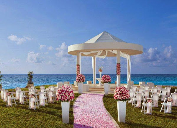 Beautiful places to get married travel quest for Top caribbean wedding destinations