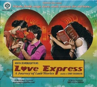 Love Express Hindi Movie Poster