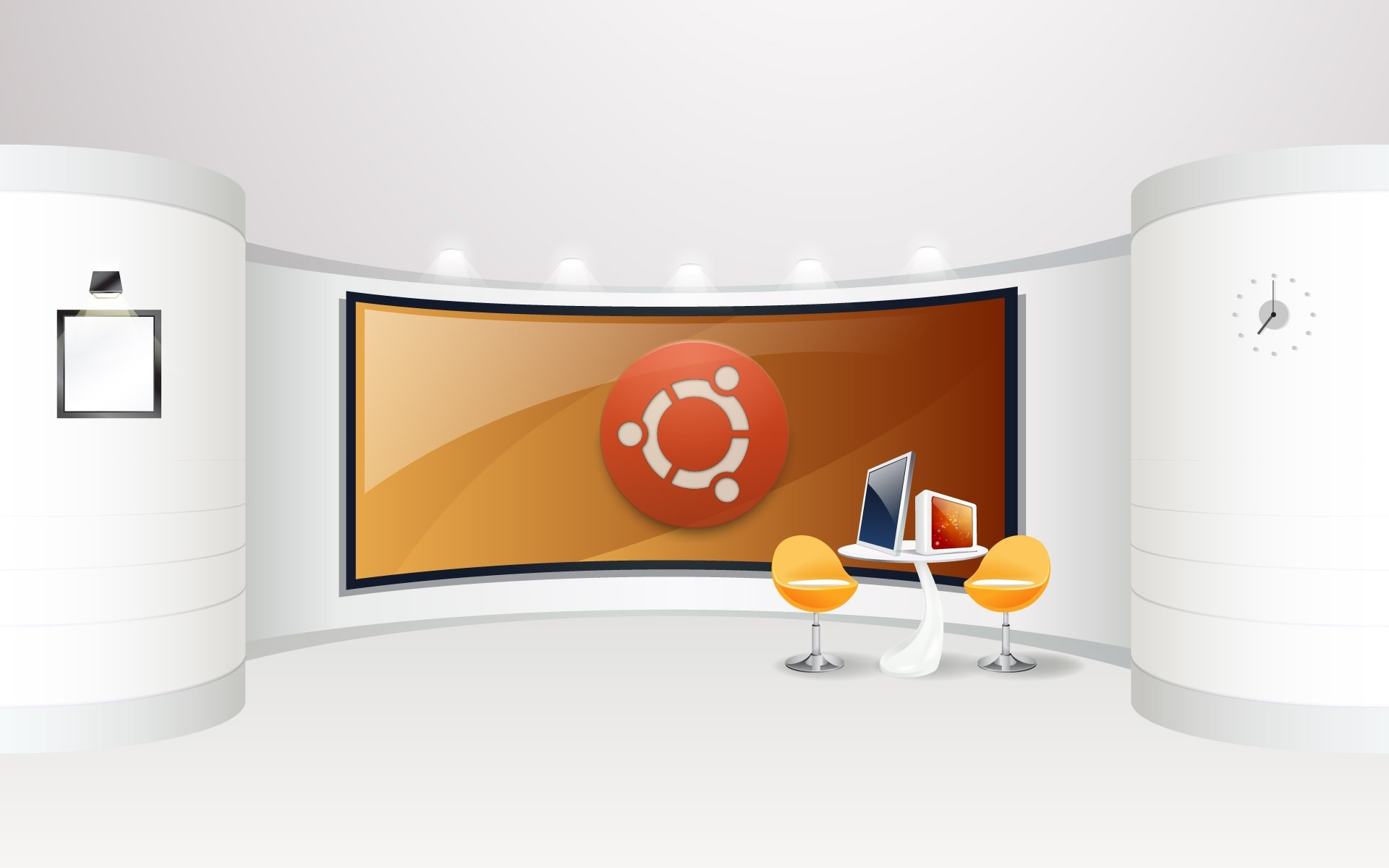 Ubuntu wallpaper home theater zon saja for Wallpaper home cinema