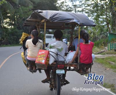 Pengangkutan awam yang unik di Filipina