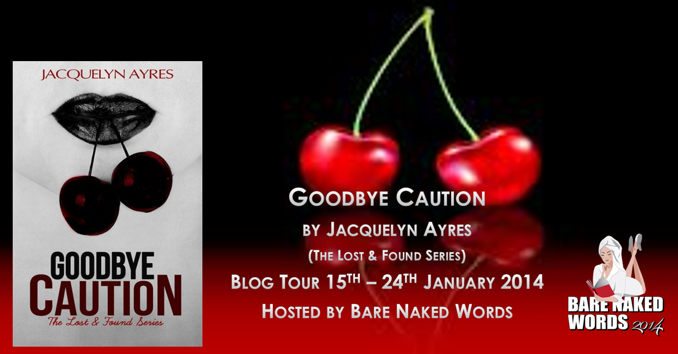 Goodbye Caution by Jacquelyn Ayres blog tour