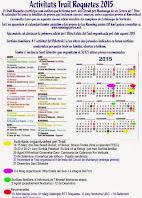 Calendari Trail Roquetes 2015