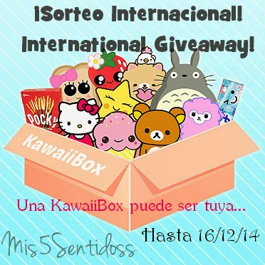 Sorteo Kawaii Box