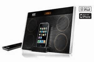 Sebuah sistem portabel iPohe sempurna untuk ruangan rumah dan kantor.