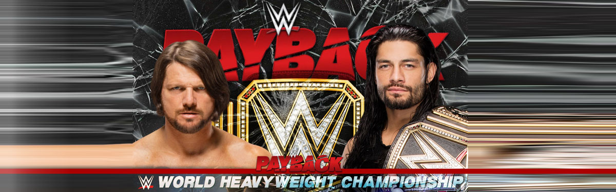 Watch WWE Payback 2016 Live Wrestling Online For Free