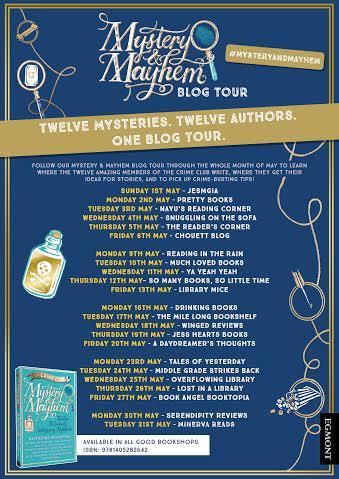Upcoming Blog Tours!