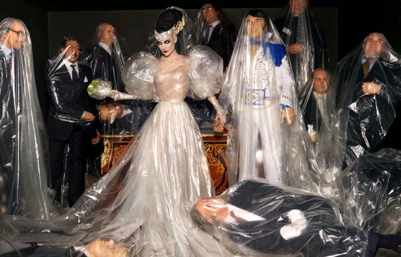 Los 10 fotógrafos de moda más prestigiosos: David LaChapelle