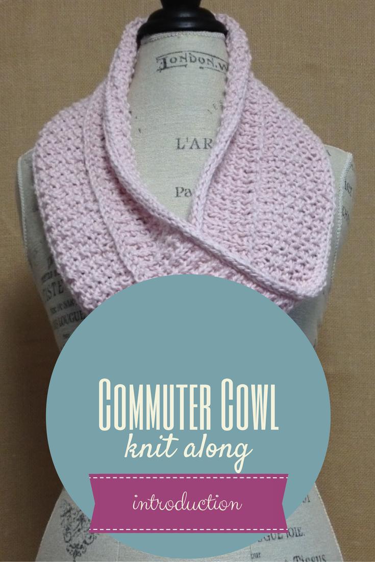 Commuter Cowl Knit Along