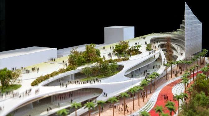 Rehabilitation of the san berillo by mario cucinella for Cucinella architects