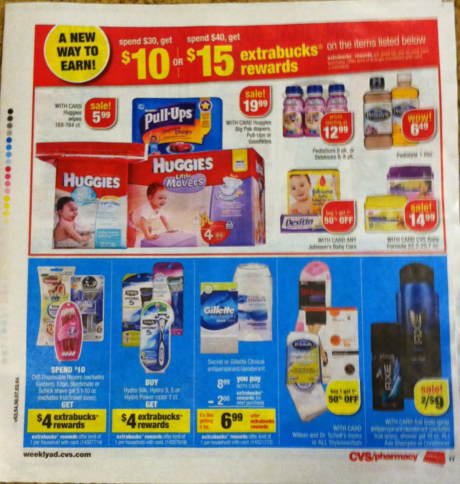 simply cvs cvs ad scan preview for the week of 10 20 2013