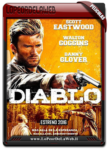 Diablo BRrip 720p Latino 2015 [Mega - Uptobox +]