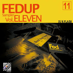 DJ K-Flash「FEDUP Sampler vol.11」