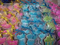 Fancy Cookies - Untuk majlis aqiqah.
