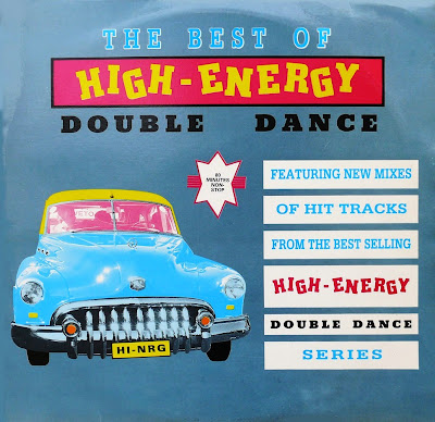 High-Energy Double Dance - The Best Of (1989) 80 mins non-stop mix 80's Hi-NRG Disco Classics