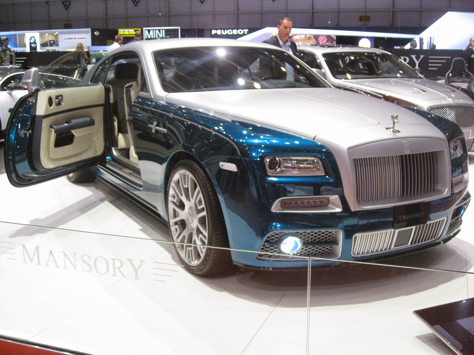 rather liked the Mansory Rolls-Royce Wraith, in particular its -1.bp.blogspot.com