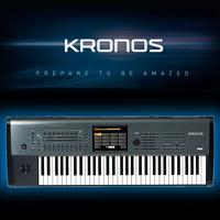 Korg KRONOS | краткий обзор новой гиперстанции