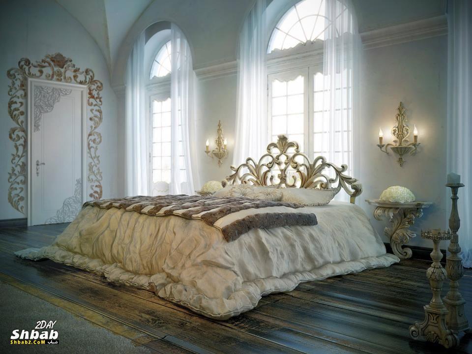 غرف نوم زوجي   نساء الجنة