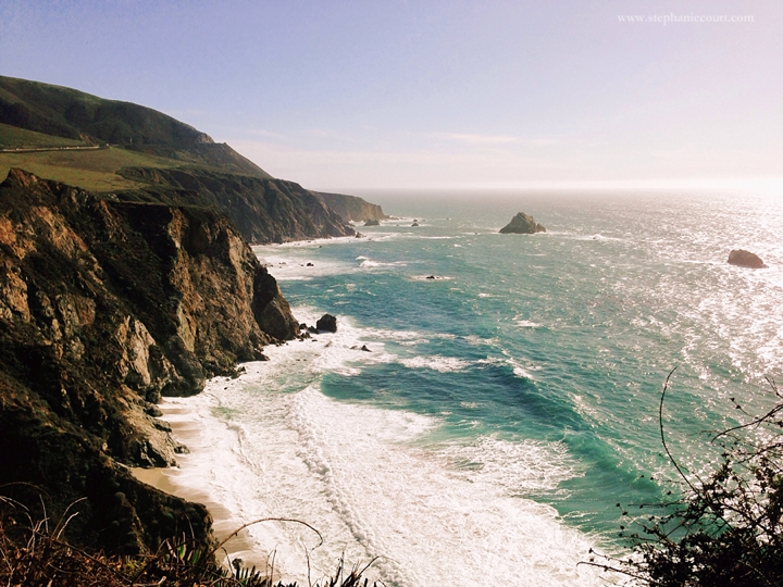 """""""big sur california"""""""