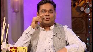 Koffee with DD – AR Rahman,Dulquar Salman and Manirathnam  Vijay Tv Promo 19th April 2015