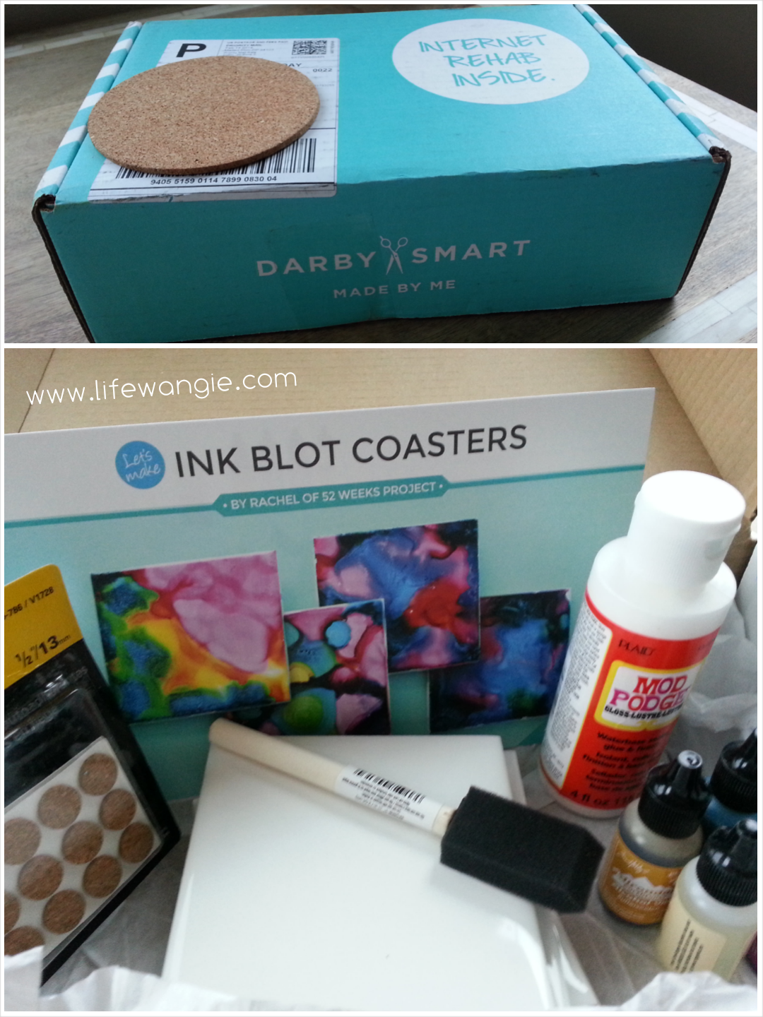 Darby Smart Unboxing