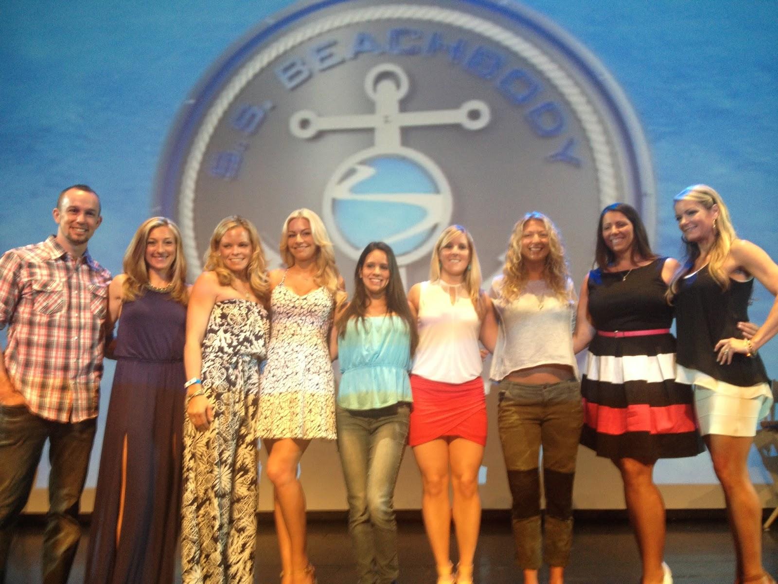 2013 Top 10 Team Beachbody Coaches, Success Club Trip 2014