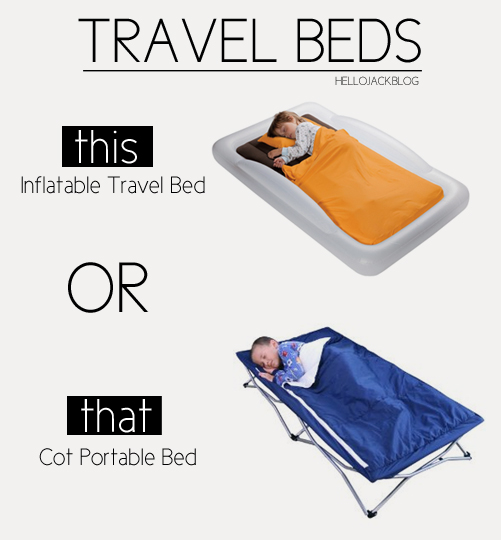 Ive Been Researching Portable Travel Beds And The Two Options Below Are Ones Have Be Recommended Most Often Shrunks Toddler