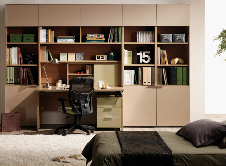 Study furniture designs an interior design for Study furniture ideas