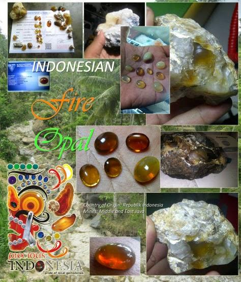 Gambar Fire Opal Wonogiri