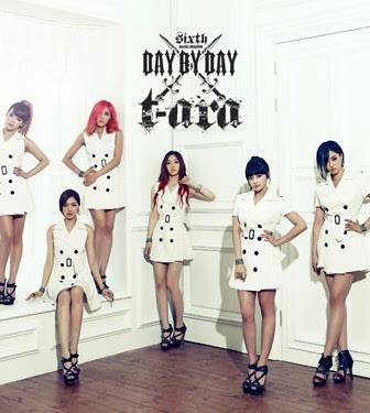 T-ara - Holiday
