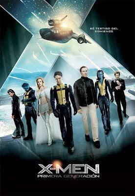 Cartel de la película X-Men: Primera generación