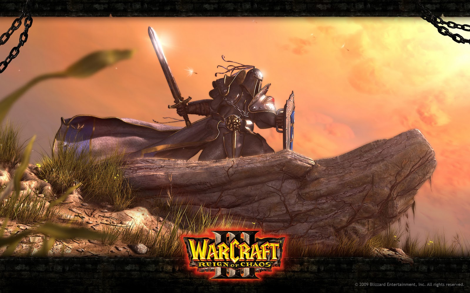 Warcraft III Reign of Chaos HD wallpaper