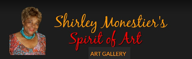 Shirley Monestier's online art gallery