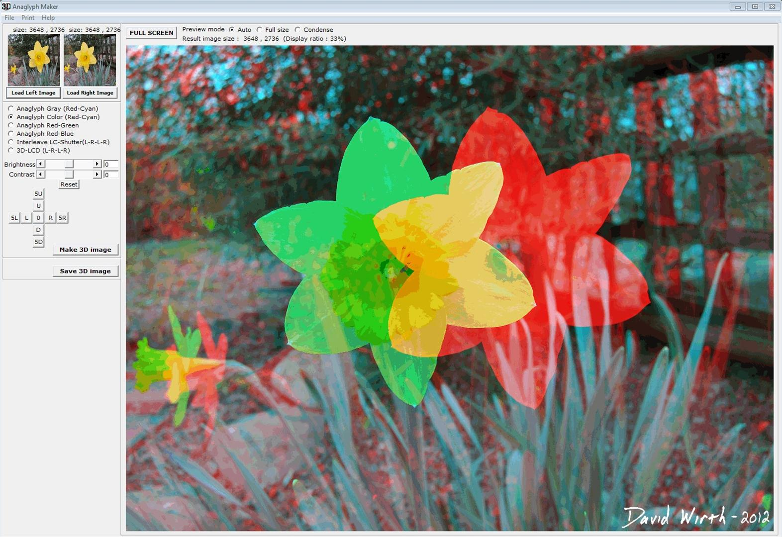 Diy How To Make 3d Pictures