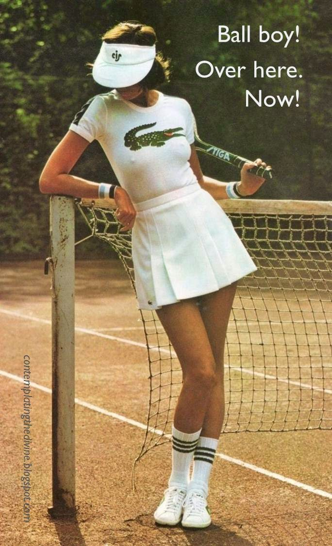 Tennis court servitude