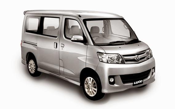 Rental Mobil Bandung Daihatsu Luxio