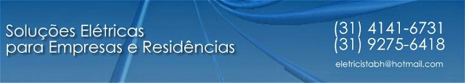 Eletricista BH 9275-6418  /  4141-6731 Pronto Antedimento