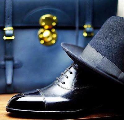 oxford cap-toe yohei fukuda shoemaker style consultant