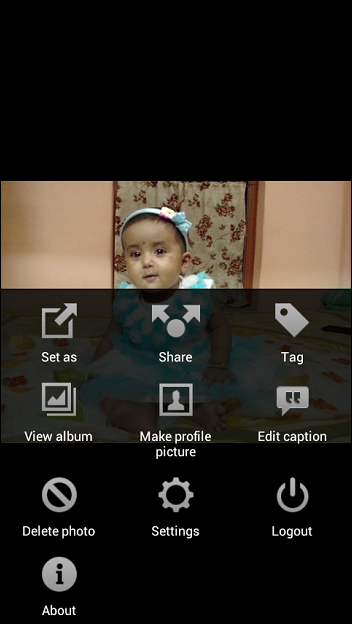 How to save Facebook Photos on your Android phone