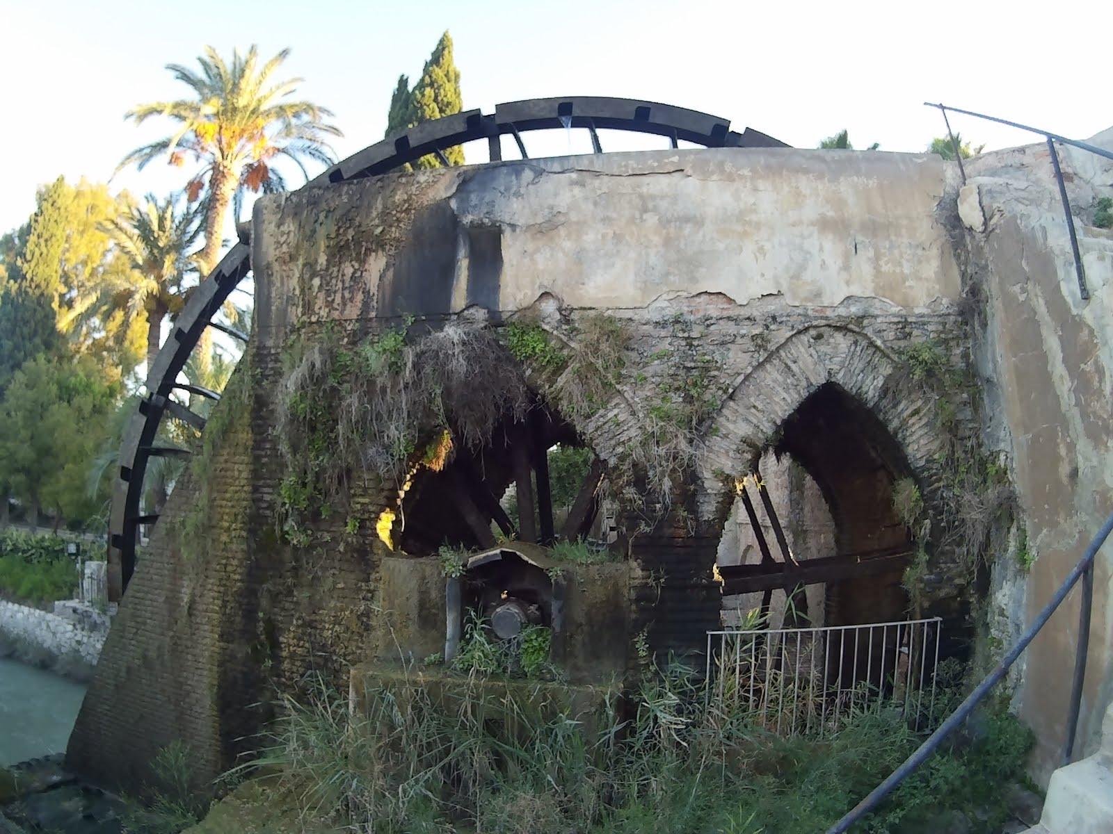 El caminador pr mu 29 sendero de las brujas alcantarilla for Piscina cubierta alcantarilla