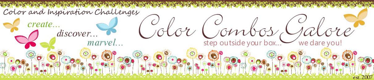 Color Combos Galore