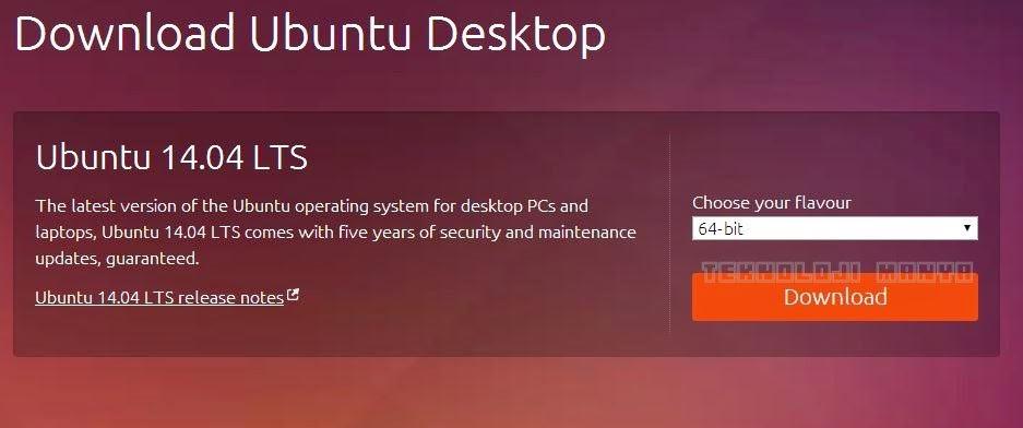 ubuntu download indir