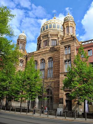 synagoga berlin
