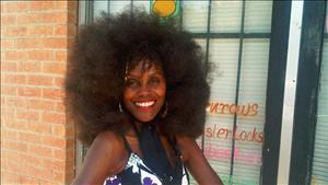 Natural Hair Pioneer Victim of TSA Pat-Down