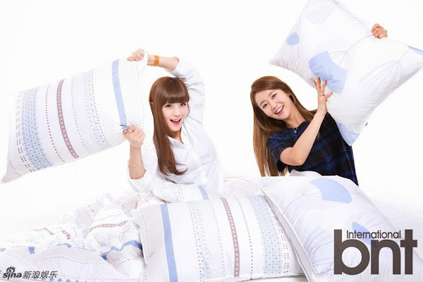 Gummi Soyul Crayon Pop bnt international