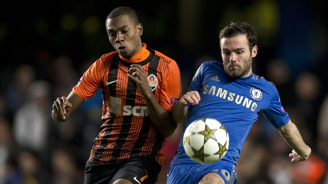 City recruit Fernandinho from Shakhtar authority sports