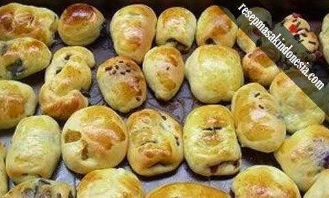 Resep Roti Unyil dari Bogor