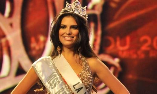 Miss Republica Dominicana Universo Dominican Republic Universe 2012 Carlina Duran Baldera