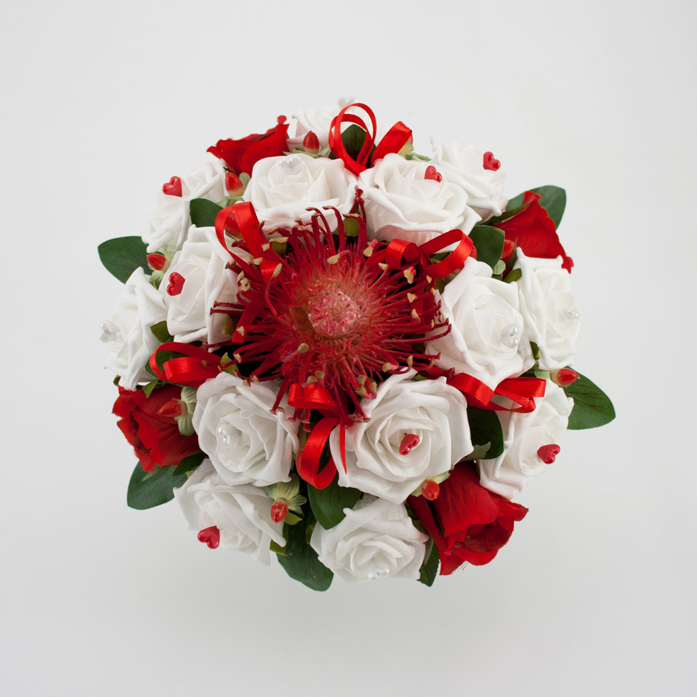 Artificial Wedding Flowers From C L Floral Designs