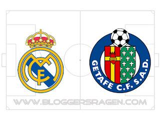 Prediksi Pertandingan Getafe vs Real Madrid