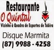 Restaurante - O Quintal